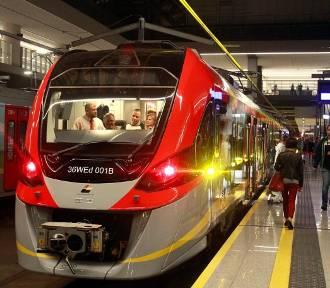 Nowe pociągi ŁKA wyjadą wcześniej, niż zapowiadano