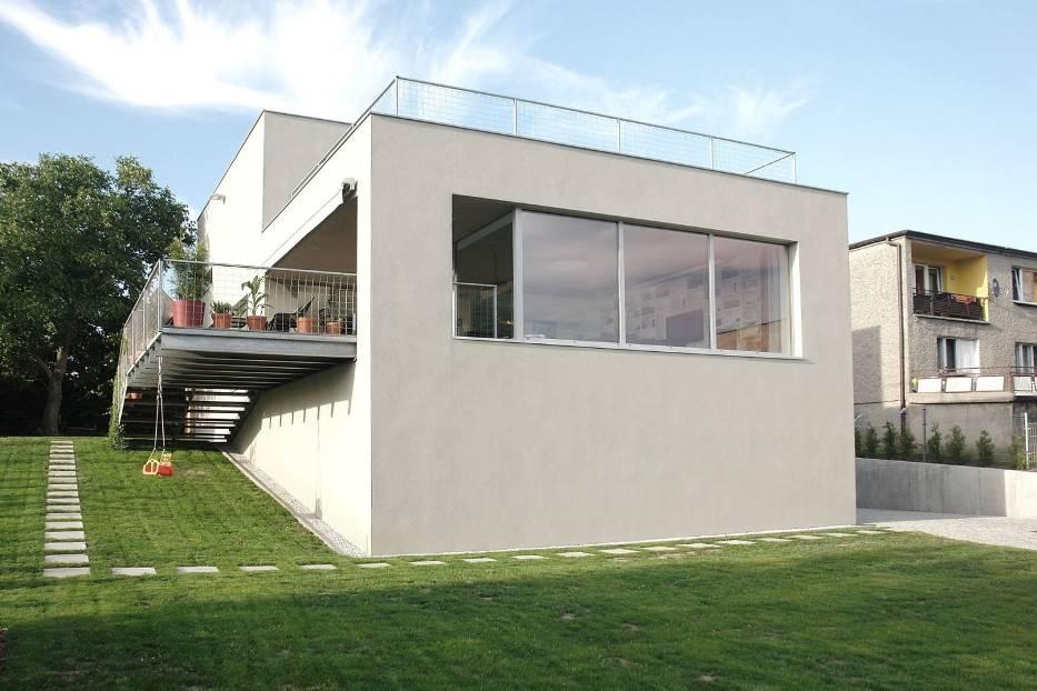"""Tak wygląda dom """"kostka"""" z lat 60"""