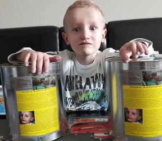 Emil może żyć! Przyłącz się do zbiórki na operację, która może uratować chłopcu życie