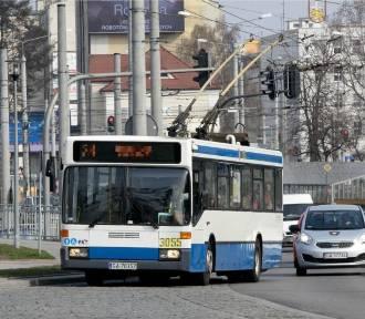 Od poniedziałku trolejbus nr 31 jedzie do ERGO ARENY