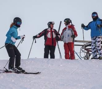 Kiedy na narty w Bydgoszczy? Myślęcinek w blokach startowych