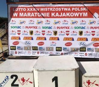 Trwają długodystansowe mistrzostwa Polski w kajakarstwie. Sobota to pierwszy dzień