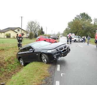 Wypadek w Tarnówce