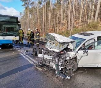 Ustalenia w sprawie wypadku na ul. Chwarznieńskiej. Sprawca stracił prawo jazdy