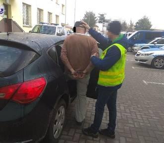 Bialska policja zatrzymała 61-letniego multirecydywistę