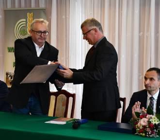 Jubileusz Rady Powiatowej Wielkopolskiej Izby Rolniczej w Wolsztynie