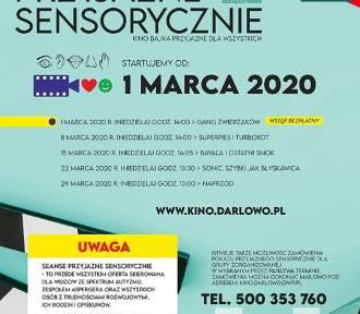 """W Darłowie ciekawy projekt w kinie """"Bajka"""". Pierwszy seans gratis!"""