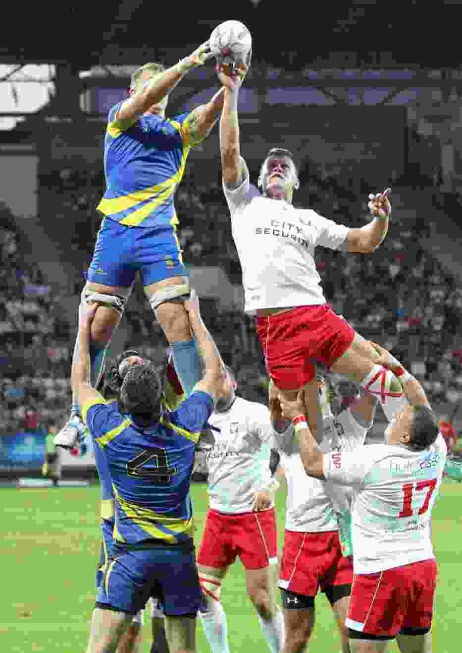 Bilety na mecz rugby. Zobacz na żywo reprezentację Polski [KONKURS]