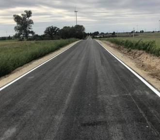 Gmina Margonin: Oddano do użytku dwa nowe odcinki dróg [FOTO]