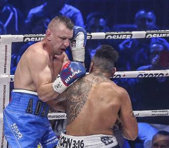 Tomasz Adamek walczył z pękniętymi żebrami. To był spokojny pojedynek - mówił mistrz po walce