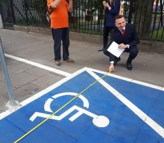 Kraków. Łukasz Gibała rzuca parkingowe wyzwanie prezydentowi. Jacek Majchrowski odpowiada: