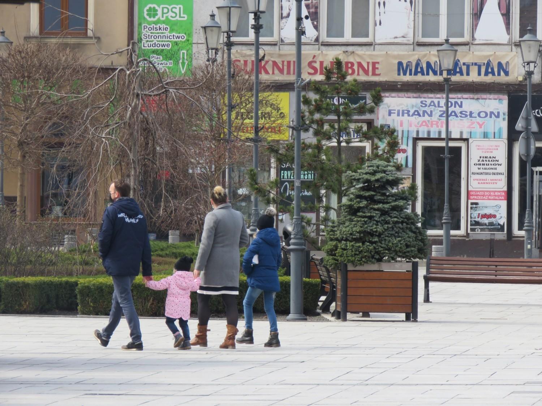 Wielkanocna niedziela w Wadowicach (4
