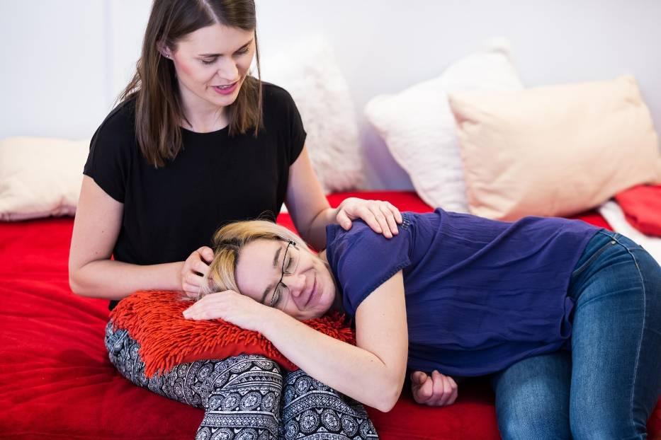 Przytulanie.pl - pierwszy salon profesjonalnego przytulania