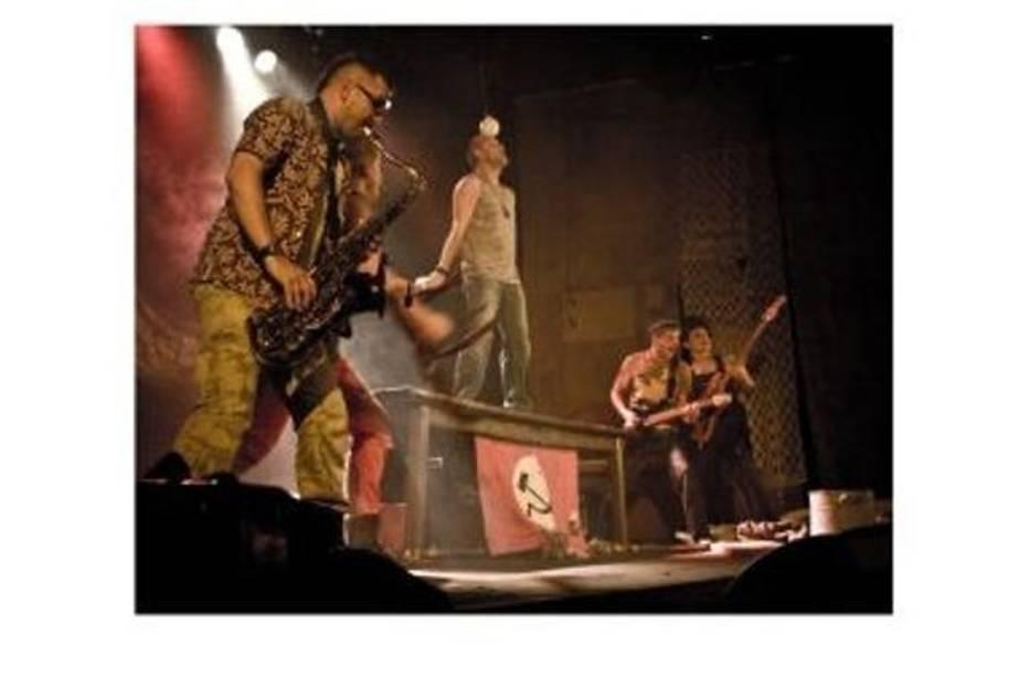 """Spektakl """"Leningrad""""Więcej o spektaklu"""
