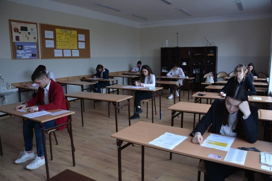 Matura 2021 w sulechowskim Liceum Ogólnokształcącym
