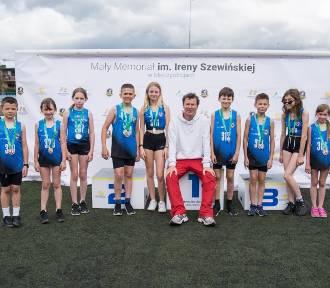 Memoriałowe ściganie młodych zawodników Hanzy Goleniów w Międzyzdrojach