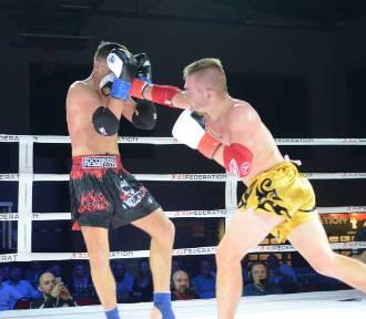 Zawodnicy Kruk Gym Kalisz wygrali wszystkie walki gali zawodowej muaythai. ZDJĘCIA