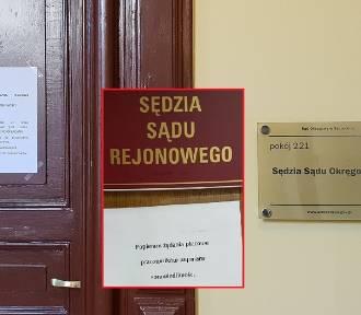 Protest urzędników sądowych. Mają poparcie szczecińskich sędziów