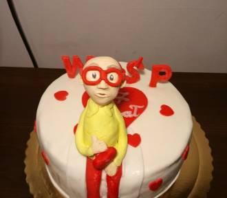 Kotla: Na aukcję WOŚP trafiły wyjątkowe torty. ZOBACZ ZDJĘCIA