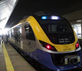 Zmiany w rozkładzie jazdy pociągów od 6 lutego