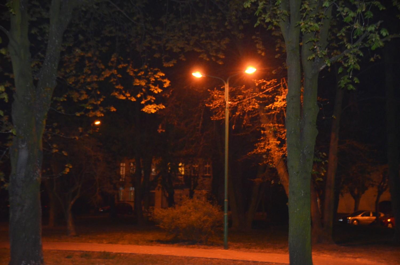 Jaśniej w gminie Błaszki