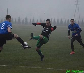 MGKS Kujawiak Lumac Kowal - Unia Gniewkowo 0:0 w 16. kolejce 4. ligi kujawsko-pomorskiej [relacja,