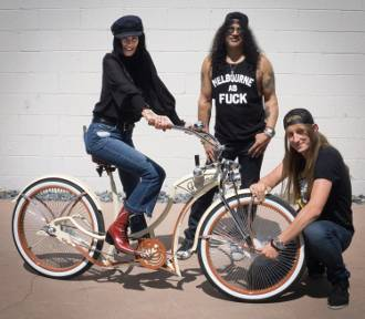 Slash, Baron i inni. Kto jeździ rowerem białostoczanina?