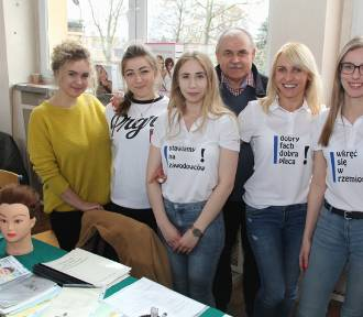 Powiatowe Targi Edukacyjne w Sycowie (GALERIA)