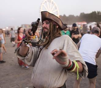 Pol'and'Rock 2018, dawny Woodstock. Najciekawsze przebrania podczas 24. imprezy w Kostrzynie