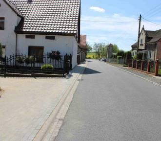 Nielubia: Nowy chodnik w miejscowości już gotowy. ZDJĘCIA