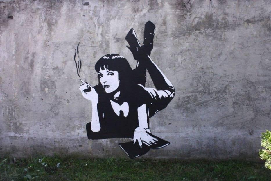 Murale w Piekarach Śląskich propagują czytelnictwo