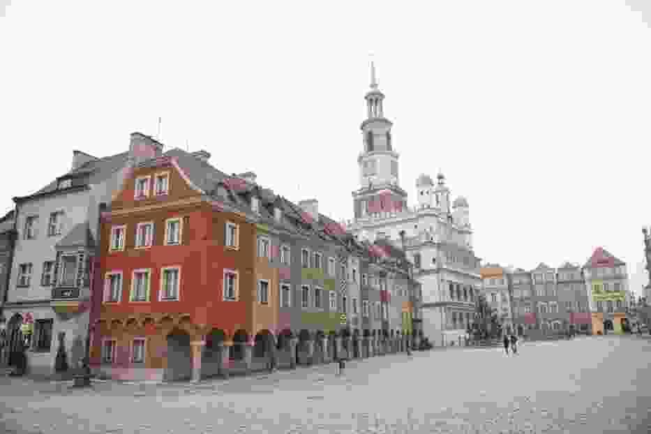 Poznań w czołówce polskich miast na Instagramie