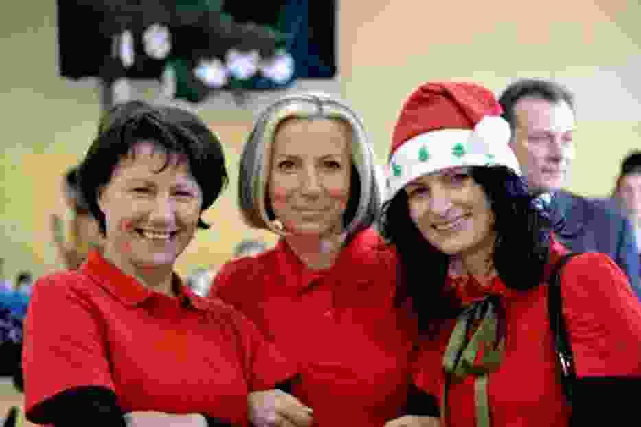 Kiermasz świąteczny w Grzybowie