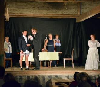 Teatr Krzywa Scena zaprasza na premierę