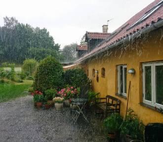 Pogoda Śrem i okolice. IMGW wydało ostrzeżenie przed burzami z gradem