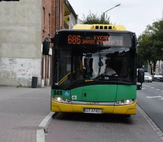 Coraz mniej busów na trasie Oświęcim - Tychy