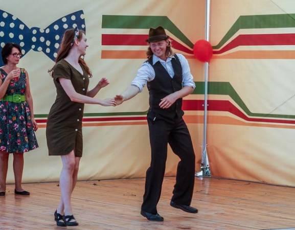 7 września na Dolnym Mieście już po raz piąty zabawa w stylu retro.