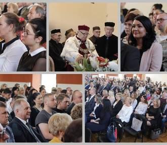 25. inauguracja nowego roku akademickiego 2019/2020 w Kujawskiej Szkole Wyższej we Włocławku