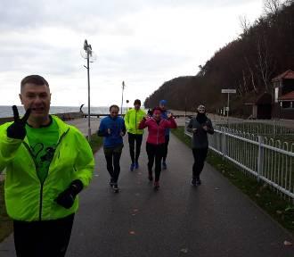 Pierwszy trening przed Gdynia Półmaratonem [zdjęcia]