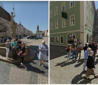Stare Miasto w niemieckim Goerlitz okiem kamery Google Street View