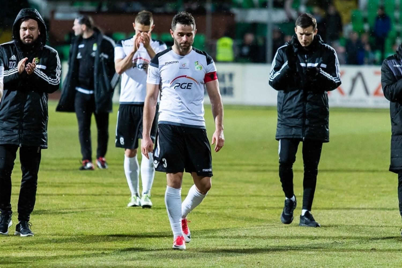 Pierwsza wiosenna porażka PGE GKS Bełchatów. Teraz czas na domowy mecz z czerwoną latarnią ligi
