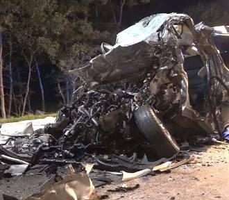 Pięciu Polaków zginęło w wypadku w Niemczech. Ofiary są z naszego regionu