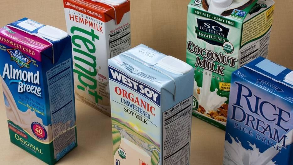 Kartony po mleku i sokach