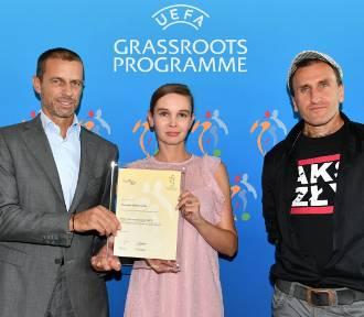 Polski klub i trener nagrodzeni przez UEFA