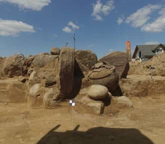 Znaleźli cmentarzysko w Dąbiu (gm. Bytów)