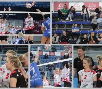 Mecz 1. ligi siatkówki kobiet WTS KDBS Włocławek - BlueSoft Mazovia Warszawa 1:3 [zdjęcia, wideo]