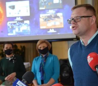 KGHM zabiera młodzież w kosmos - to nowa, ciekawa gra dla uczniów klas patronackich