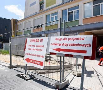 Dziś 149 nowych zakażeń koronawirusem w woj. śląskim