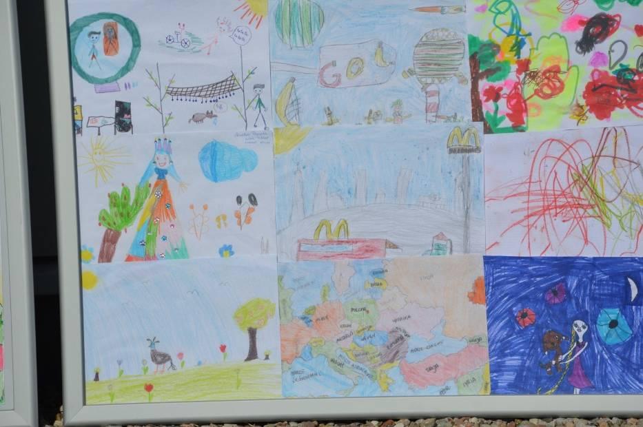 Kolorowy Dzień Dziecka w Jabilu