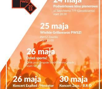 Juwenalia 2018 we Włocławku. Imprezy nie tylko dla studentów [program]